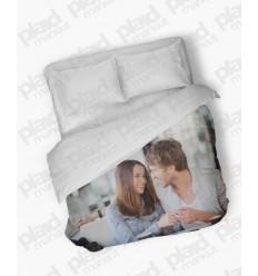 Piumino matrimoniale 200X180 personalizzato con foto