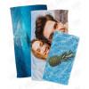 Offerta Family - 2 Teli da Mare 90x160 + 1 Telo 70x100 Personalizzati con una Foto