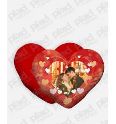 Cuscino forma Cuore personalizzato San Valentino - Red Heart