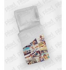Copripiumino singolo 150x200 personalizzato con fotocollage