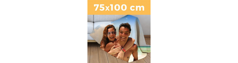 Plaid Mini 75 X 100 cm