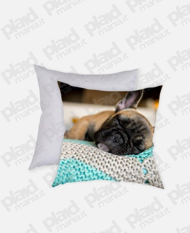 Cuscini quadrati personalizzati con foto