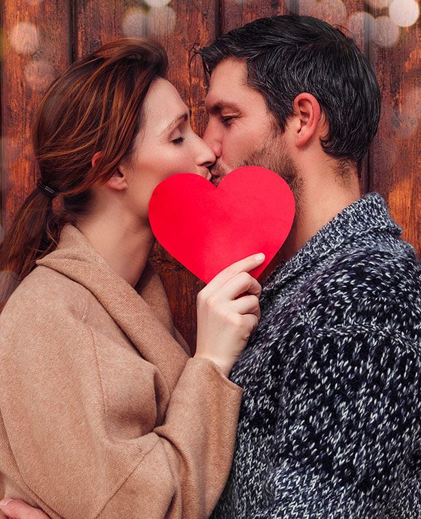 Plaid personalizzati con grafiche e foto d'amore