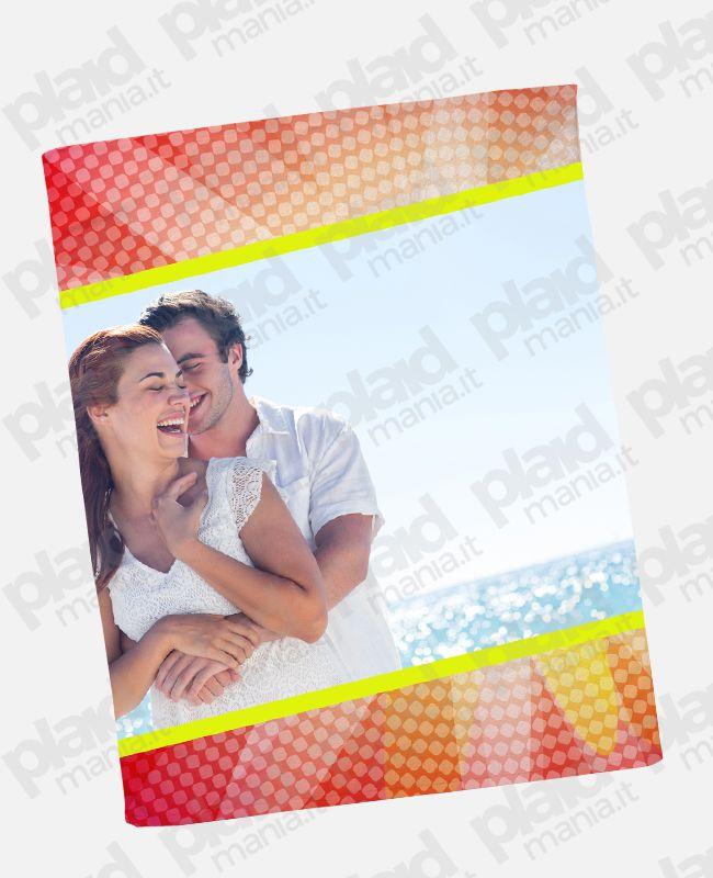 Teli da mare personalizzati con foto